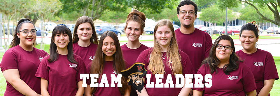 Pirate Orientation Team Leaders